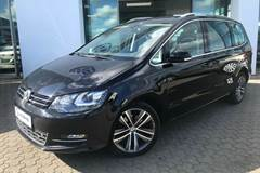 VW Sharan 2,0 TDi 150 Highline DSG