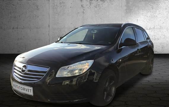 Opel Insignia 2,0 CDTi 130 Edition ST