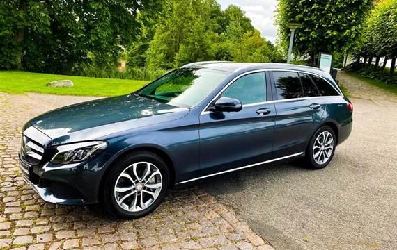 Mercedes C350 2,0 T  B/EL 7G-Tronic Plus  Stc 7g Aut.