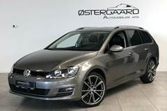VW Golf VII 1,4 TSi 122 Highline Vari. DSG BMT