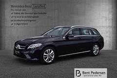 Mercedes C300 d 2,0 T  CDI 9G-Tronic  Stc 9g Aut.