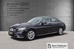 Mercedes C300 d 2,0 D Business 9G-Tronic  9g Aut.