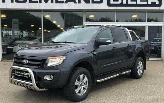 Ford Ranger 3,2 TDCi Db.Cab Wildtrak 4x4