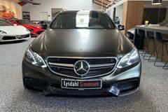 Mercedes E63 5,5 AMG S stc. aut. 4-M