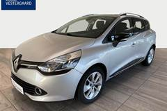 Renault Clio 1,5 Sport Tourer  DCI Limited  Stc