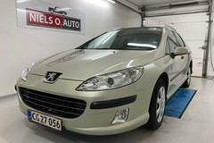 Peugeot 407 1,6 HDi stc.