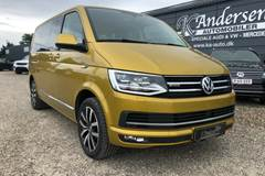 VW Multivan 2,0 TDi 204 Highline DSG 4M kort