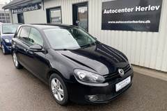 VW Golf VI 2,0 TDi 140 Match