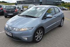 Honda Civic 1,8 Sport