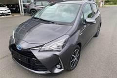 Toyota Yaris 1,5 B/EL H3 Smartpakke E-CVT  5d Trinl. Gear