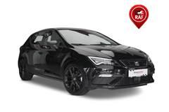 Seat Leon 1,5 TSi 150 FR Black Line+ DSG