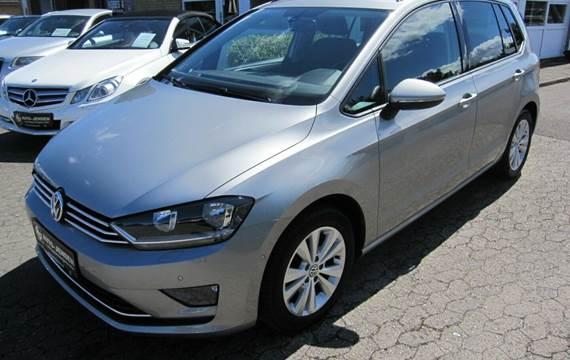 VW Golf Sportsvan 1,6 TDi 110 Comfortline BMT