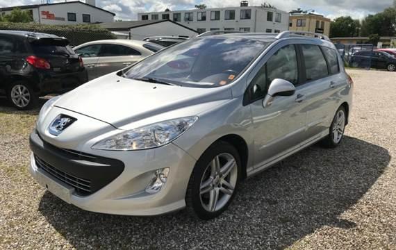 Peugeot 308 1,6 THP 156 Sportium SW