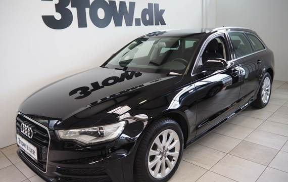 Audi A6 2,0 TDi 177 S-line Avant Multitr.