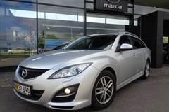 Mazda 6 2,2 DE 163 Premium stc. Van