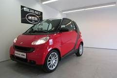 Smart ForTwo Coupé 0,8 CDi 45 Passion aut.