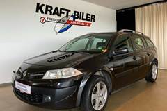 Renault Megane II 1,5 dCi 105 Authentique stc.