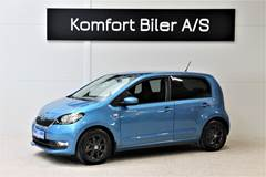 Skoda Citigo 1,0 MPi 60 Tour de France