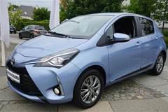 Toyota Yaris VVT-I T2 Premium 111HK 5d 6g