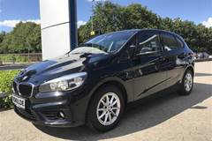 BMW 218i 1,5 Active Tourer 1,5 Advantage 136HK Stc 6g