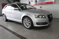 Audi A3 2,0 Sportback  TDI DPF Attraction  5d 6g