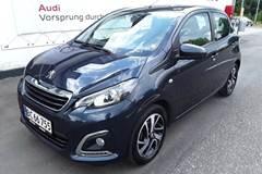Peugeot 108 1,0 e-VTi 69 More+