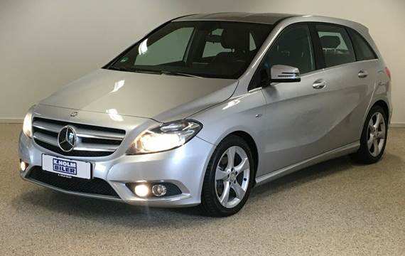 Mercedes B200 1,8 CDi aut. BE