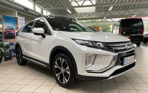 Mitsubishi Eclipse Cross 1,5 T 163 Intense+