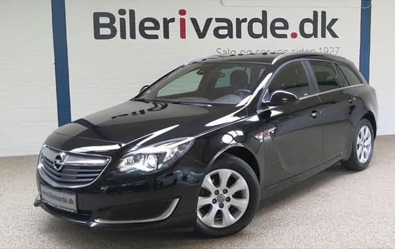 Opel Insignia 1,6 CDTi 136 OPC Line ST aut.