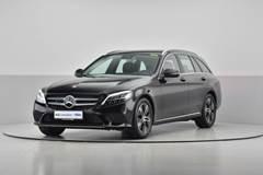 Mercedes C200 1,5 stc. aut.