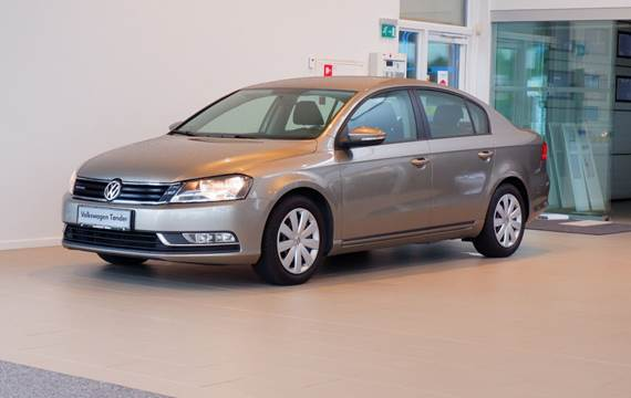 VW Passat 1,6 TDi 105 BlueMotion