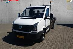VW Crafter 2,0 TDi 163 Chassis m/lad M