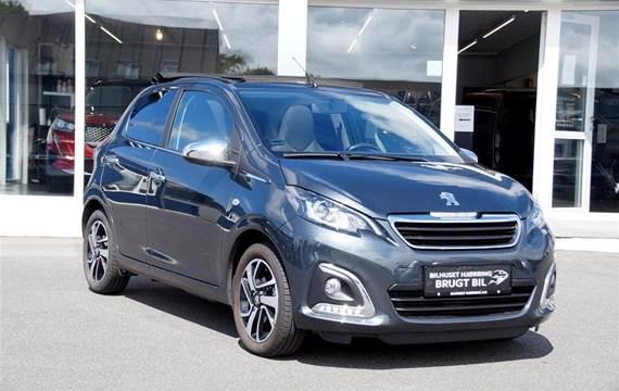 Peugeot 108 1,0 e-Vti Desire TOP!  5d