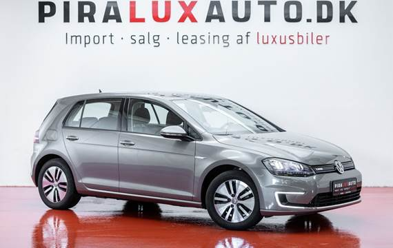 VW e-Golf VII Highline aut.