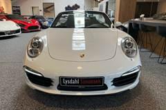 Porsche 911 Carrera S 3,8 Cabriolet