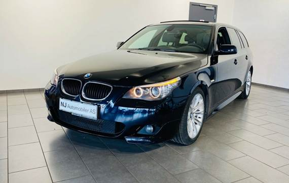 BMW 520d 2,0 Touring Steptr.