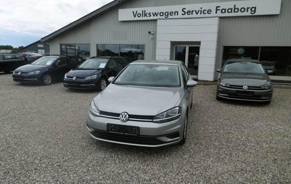 VW Golf VII 1,4 TSi 125 Trendline