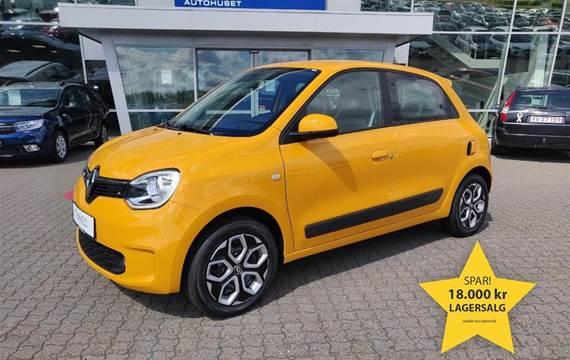Renault Twingo 1,0 Sce Zen  5d