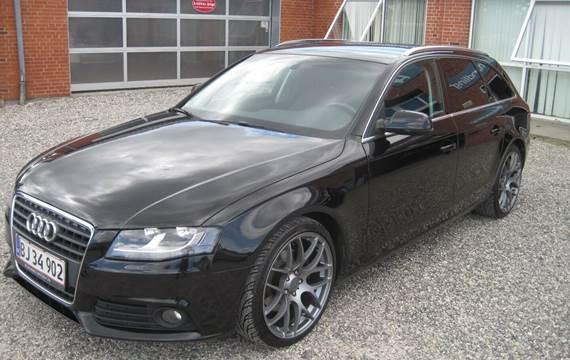 Audi A4 2,0 TDi 120 Avant