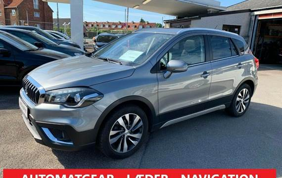 Suzuki S-Cross 1,4 Boosterjet Exclusive aut. AllG