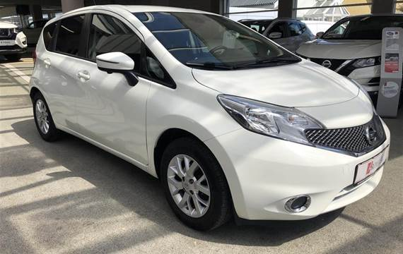 Nissan Note 1,2 Acenta Family Pack  5d