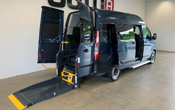 Ford Transit Custom Kombi 320L 2,0 TDCi 105 Ambiente