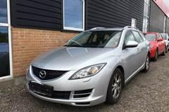 Mazda 6 2,2 DE 125 Go stc.