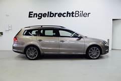 VW Passat 2,0 TDi 140 Highline Vari. BMT