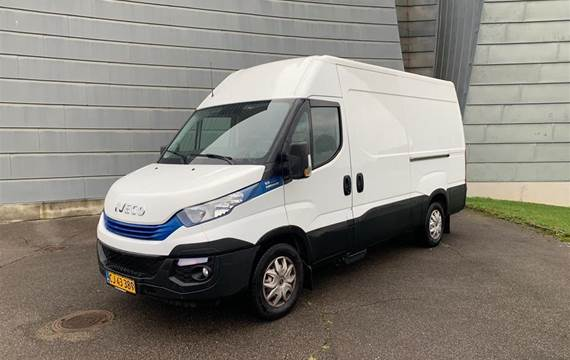 Iveco Daily 35S14 9m3 NGAS  Van 6g Aut.