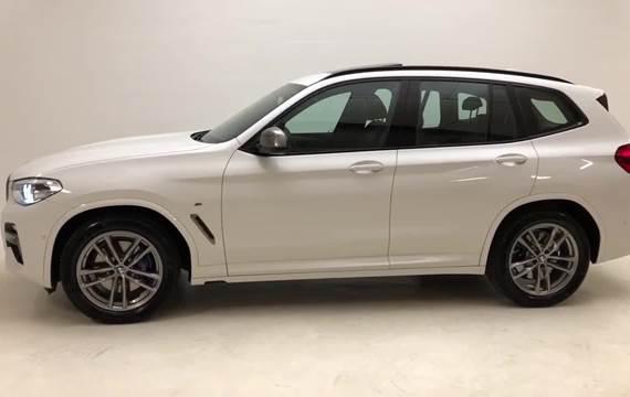 BMW X3 3,0 M40d xDrive aut. Van