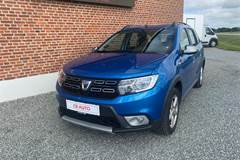 Dacia Logan Tce Stepway Start/Stop Easy-R 90HK Aut.