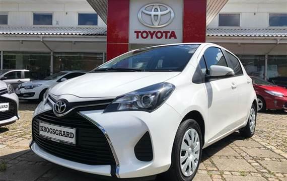 Toyota Yaris VVT-I T2 69HK 5d
