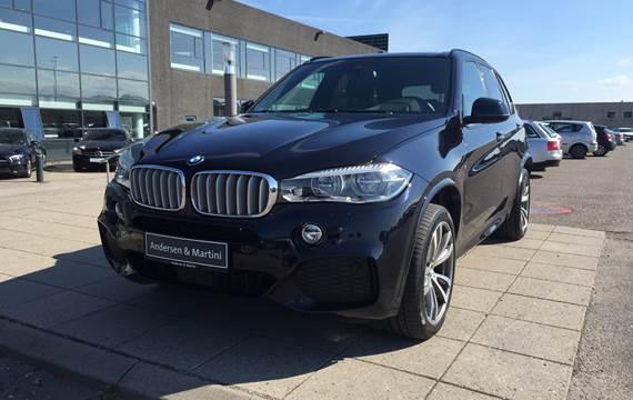 BMW X 5 BMW X5 40D 3,0 D XDrive 313HK 5d 8g Aut.