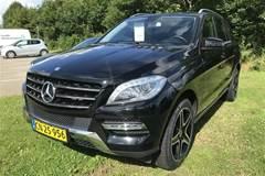 Mercedes ML350 3,0 Bluetec 4x4  Van 7g Aut.
